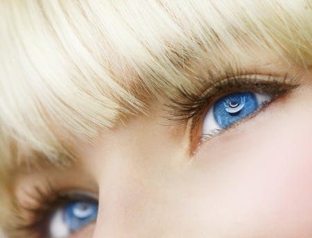 cornea: Blue Eyes