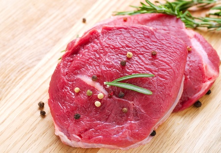 Steak  Stock Photo - 12382073