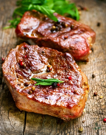 charbroiled: Grilled Steak