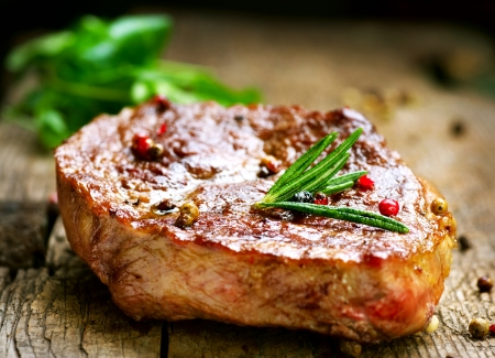 beef cuts: Beef Steak