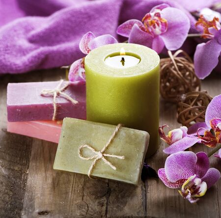 Spa Handmade Natural Soap  photo