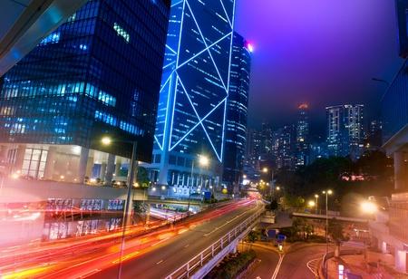 Hong Kong Nght View Stock Photo - 12632308