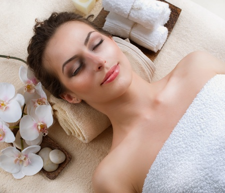 Spa Woman  photo
