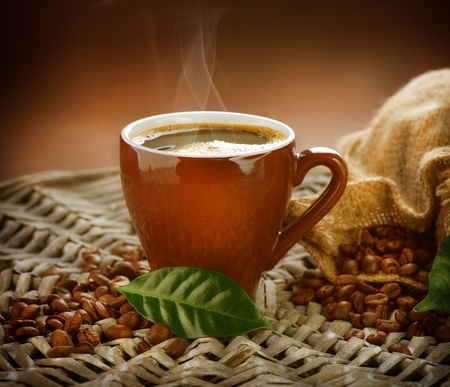 Coffee Cup Stock Photo - 12862904