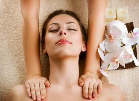 masaje corporal: Masaje Spa Belleza Mujer Conseguir Masaje