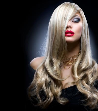 hair highlights: Fashion Girl Rubio