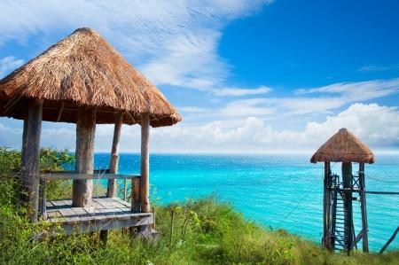 イスラ ムヘーレスにあるカリブ海メキシコ