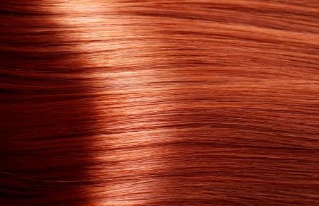 Healthy Hair Brown