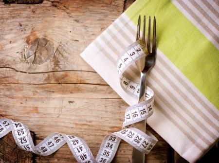 saludable: Dieta La dieta concepto de dieta Men� Foto de archivo