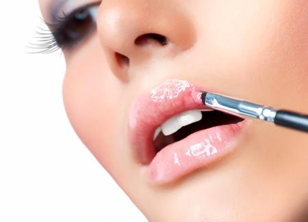 Professional Make-up  Lipgloss  Lipstick photo