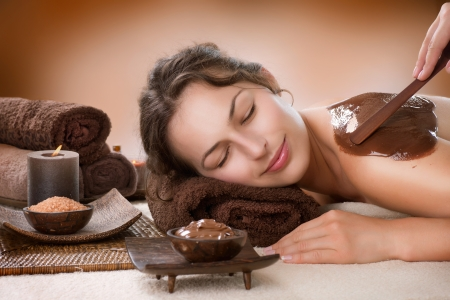 depilacion con cera: Chocolate Spa Luxury Mask Tratamiento de spa