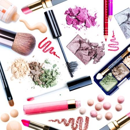 produits de beaut�: Make-up Collage Set