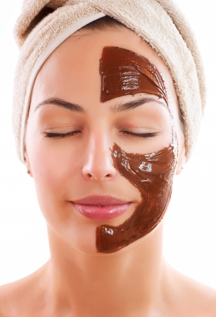 day spa: Facial Chocolate Mask  Spa