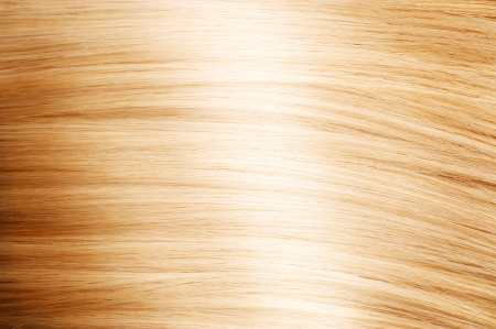 Texture Cheveux blonds photo