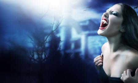 demonio: Vampiro