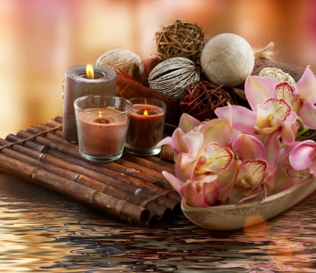 scented: Spa