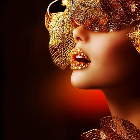 pietre preziose: Trucco Vacanze Lusso Golden Bella Professional Make-up