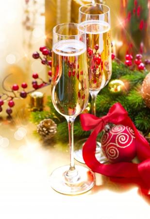 Celebración del Año Nuevo de Tarjetas de Felicitación Foto de archivo - 16448858