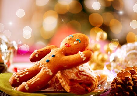 Gingerbread Man  Christmas Holidays  photo