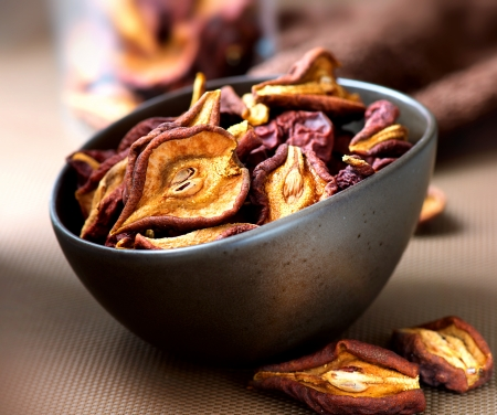 Dried Fruits  Dry Pear Fruit  photo