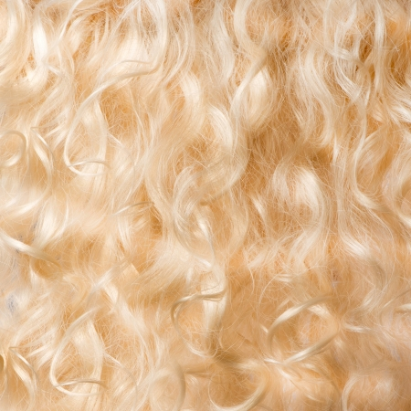 blond streaks: Blond Hair Background  Long Curly Hair Texture