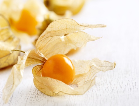 Physalis fruit  photo