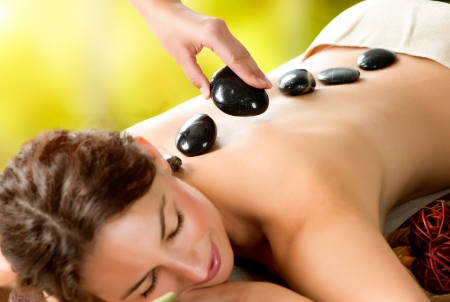 dayspa: Salon Spa Stone Massage Dayspa