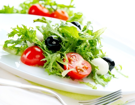 Salade de fromage mozzarella photo