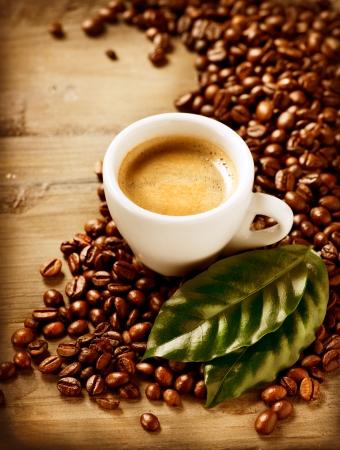 beverage menu: Coffee Espresso  Cup Of Coffee
