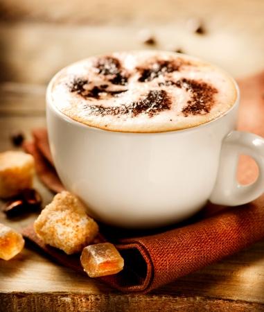 chocolate caliente: Cappuccino Copa del Caf� Cappuccino