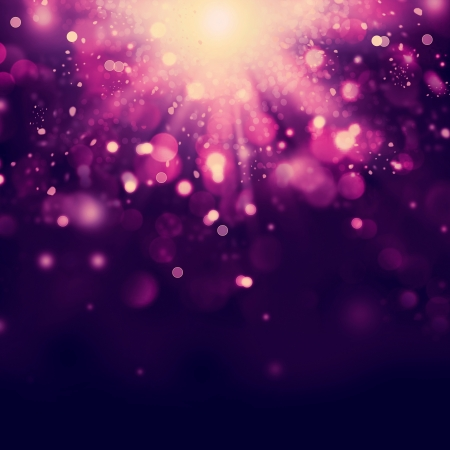 blue ray: Violet Abstract Christmas background