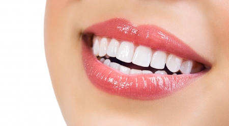 Healthy Smile  Teeth Whitening  Dental care Concept Imagens - 21749108