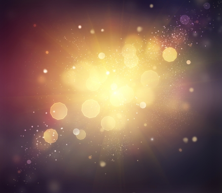 blink: Gold Festive Christmas Background  Golden Abstract Backdrop  Stock Photo