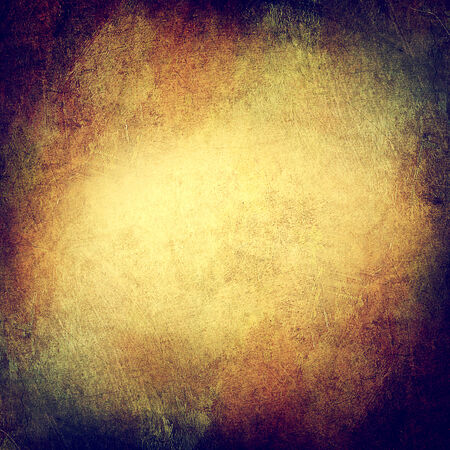 Vintage Background  Grungy and Shabby Texture with Dark Vignette  photo