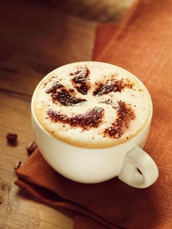 capuchino: Cappuccino Copa del Caf� Cappuccino