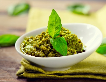 Pesto Sauce  Italian Cuisine photo