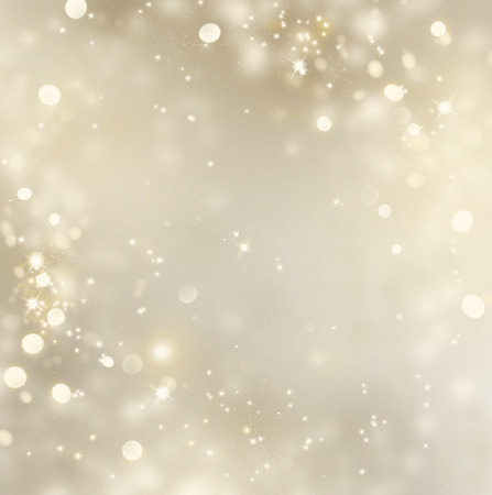 holiday: Christmas gold background. Golden holiday glowing background