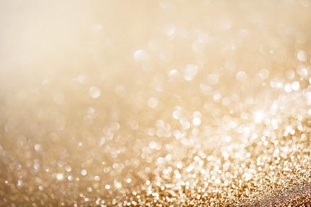 abstracta: Fondo de oro de la Navidad. D�a de fiesta de oro Fondo brillante