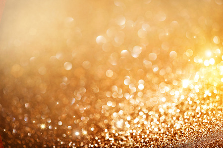 Christmas gold background. Golden holiday glowing background 版權商用圖片 - 33475489