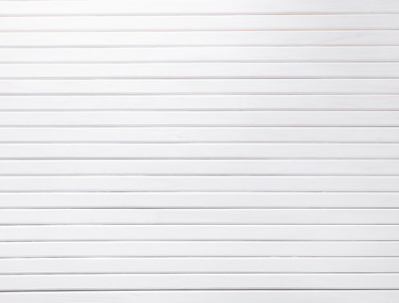 painted wood: White wooden background. Planks of painted wood Stock Photo