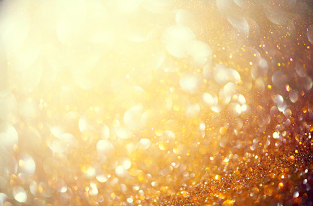 golden: Christmas golden holiday glowing background