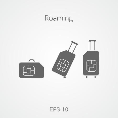 roaming: Travel SIM. Roaming.