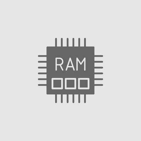 specifications: RAM icon