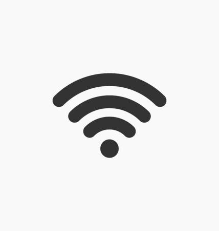 wireless icon: Wireless icon vector