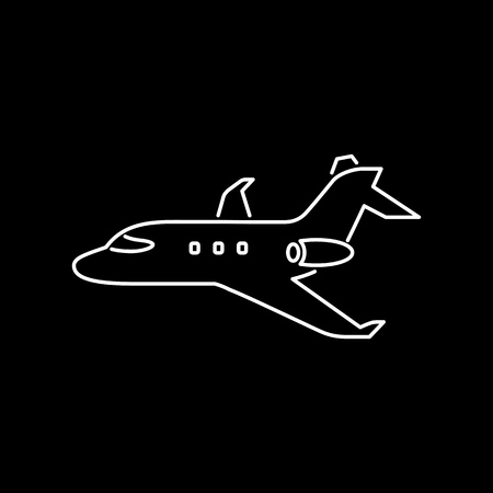 Plano icono simple ilustración vectorial plano. Ilustración de vector