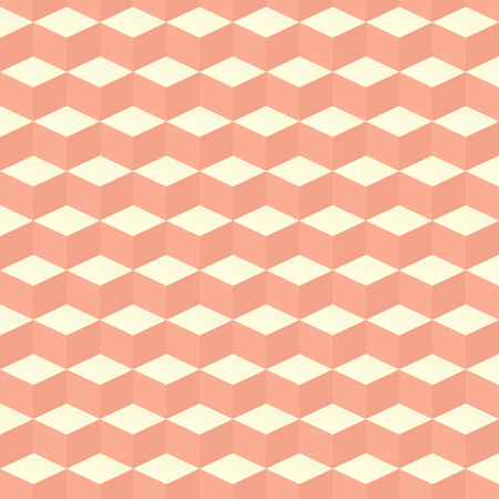 Seamless geometric pattern simple flat vector illustration. Lined geometric pattern pastel soft color.