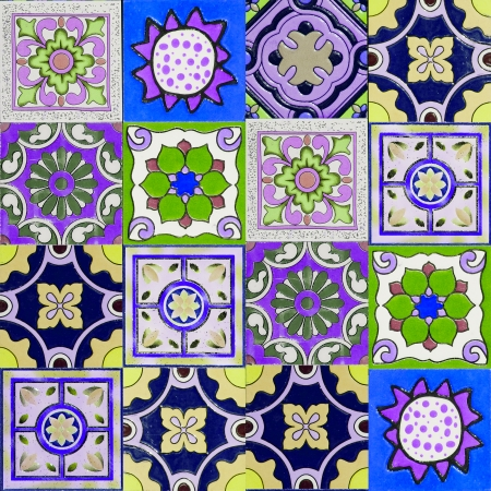 ceramic tiles patterns from Portugal