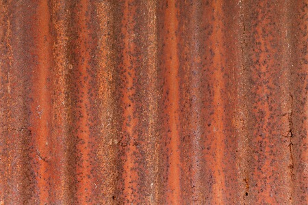 Corrosion metal sheet Stock Photo