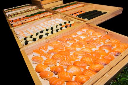 palatable: Including sushi, Japanese food palatable