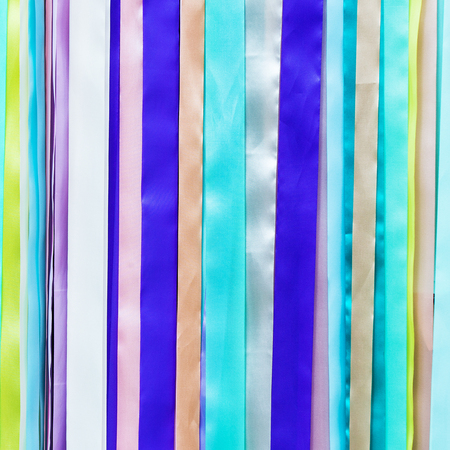 awareness ribbons: colorful awareness ribbons over on background
